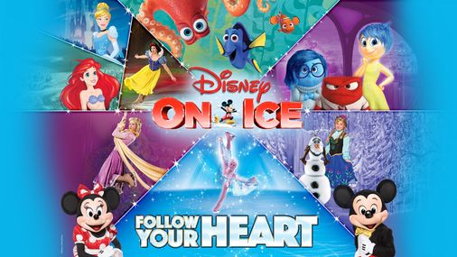 My 1st Experience at Disney onIce